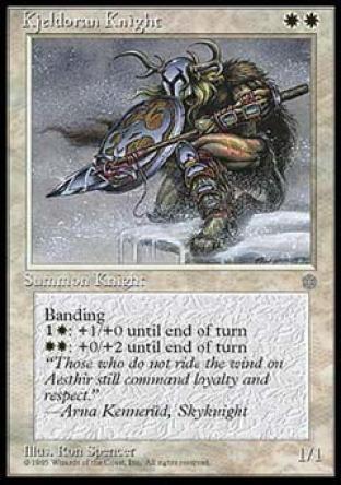 Kjeldoran Knight