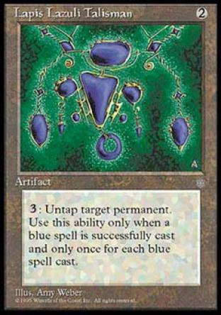 Lapis Lazuli Talisman
