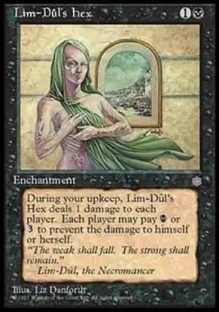 Lim-Dul's Hex