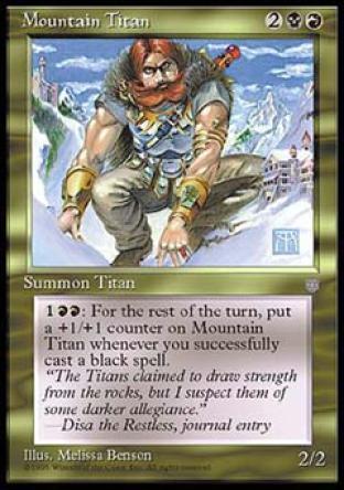 Mountain Titan