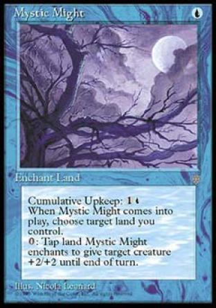 Mystic Might