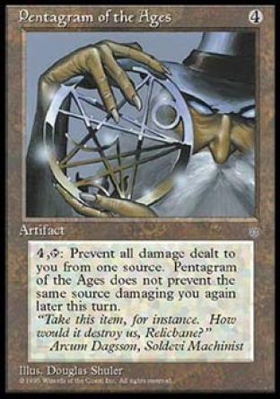 Pentagram of the Ages