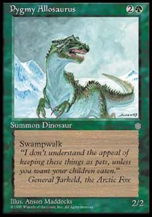 Pygmy Allosaurus