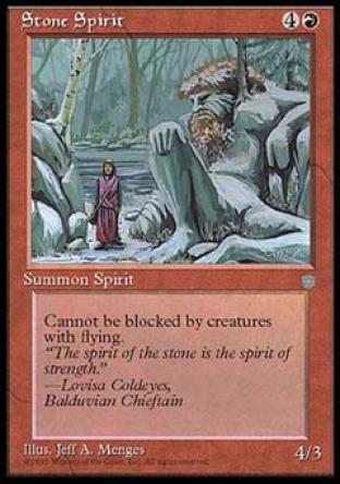 Stone Spirit