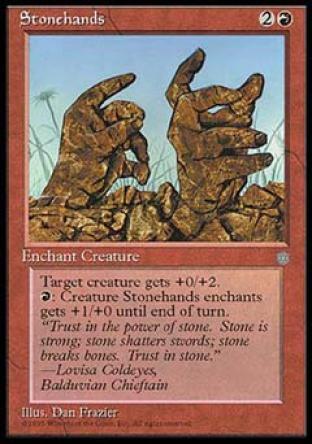 Stonehands
