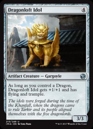 Dragonloft Idol