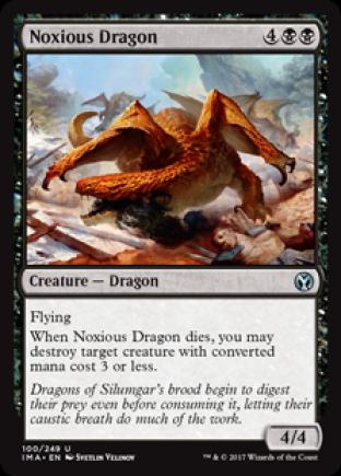 Noxious Dragon