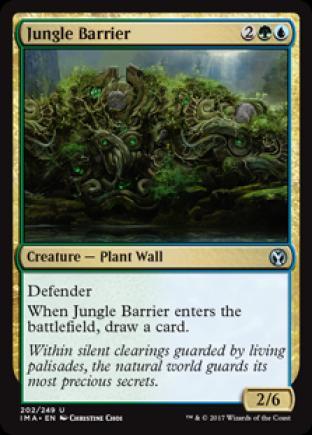 Jungle Barrier
