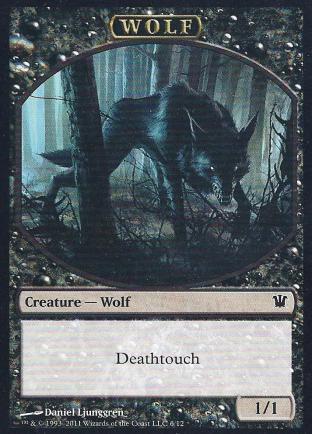 Black Wolf (Token)