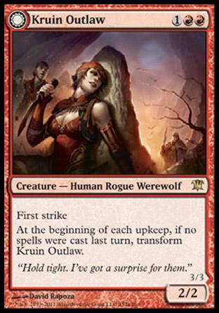 Kruin Outlaw (Terror of Kruin Pass)