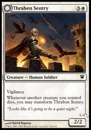 Thraben Sentry (Thraben Militia)