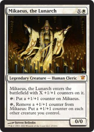 Mikaeus, the Lunarch