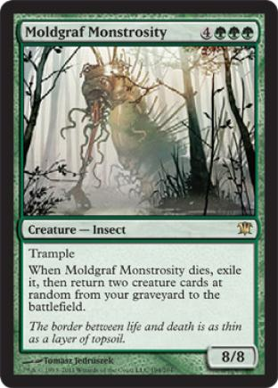 Moldgraf Monstrosity