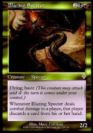 Blazing Specter