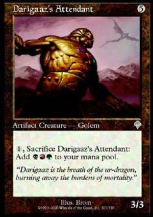 Darigaaz's Attendant