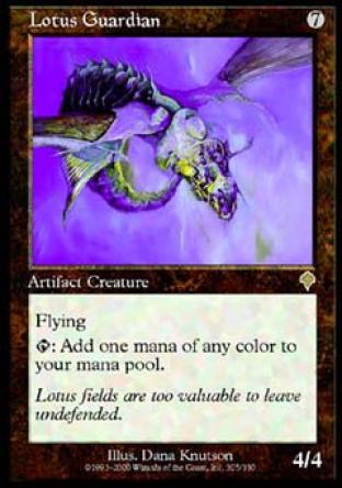 Lotus Guardian