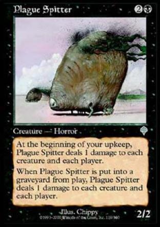 Plague Spitter