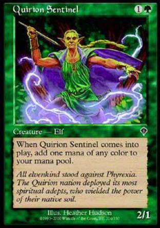 Quirion Sentinel