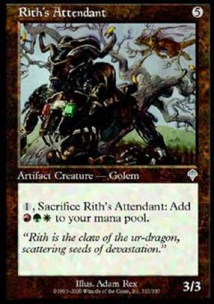 Rith's Attendant