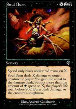 Soul Burn