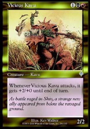 Vicious Kavu