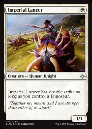 Imperial Lancer