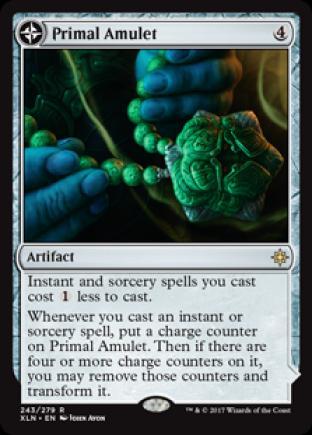 Primal Amulet (Primal Wellspring)