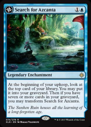 Search for Azcanta (Azcanta the Sunken Ruin)