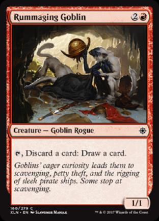 Rummaging Goblin