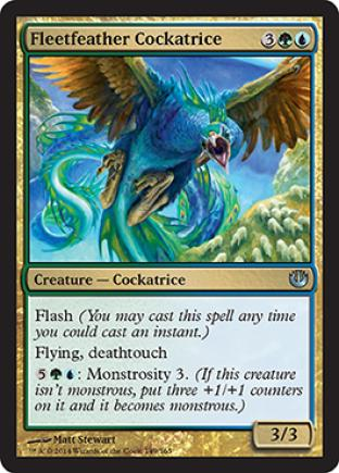 Fleetfeather Cockatrice