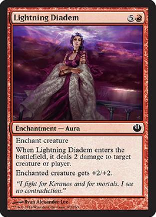 Lightning Diadem
