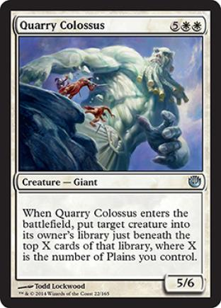 Quarry Colossus