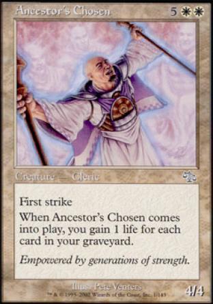 Ancestor's Chosen