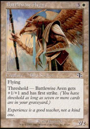 Battlewise Aven