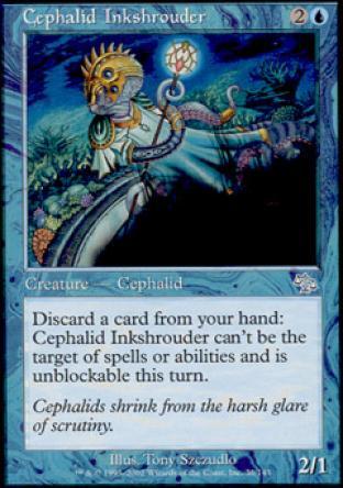 Cephalid Inkshrouder
