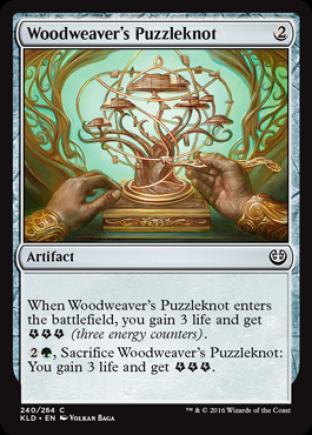 Woodweaver's Puzzleknot