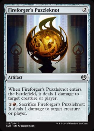 Fireforger's Puzzleknot