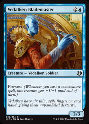Vedalken Blademaster
