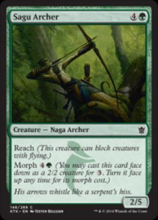Sagu Archer