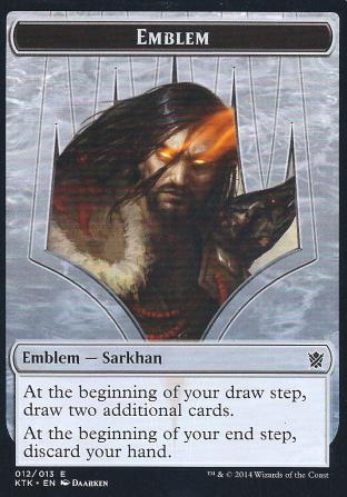 Emblem Sarkhan