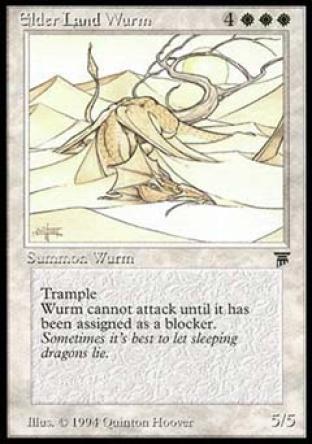 Elder Land Wurm