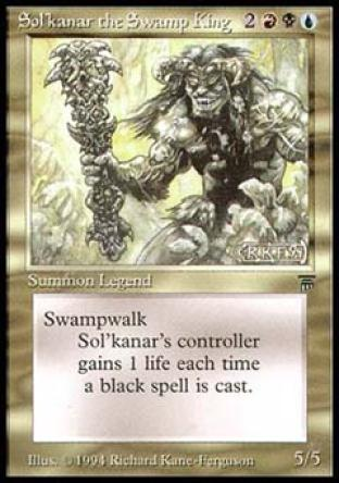 Sol'kanar the Swamp King