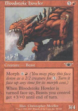 Bloodstoke Howler