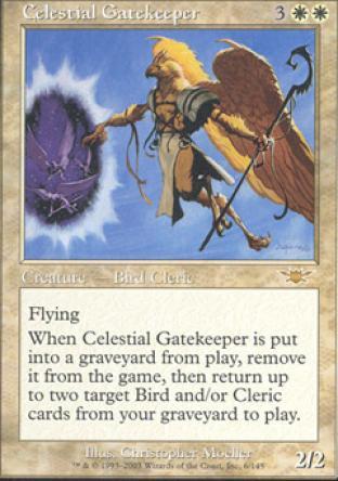 Celestial Gatekeeper