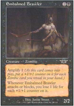 Embalmed Brawler