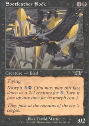 Sootfeather Flock