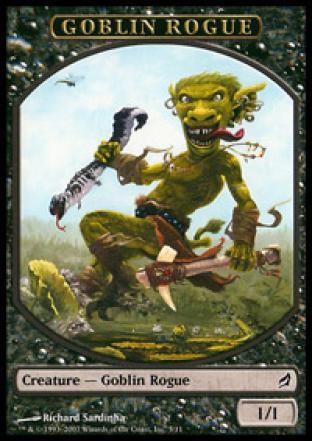 Goblin Rogue (Token)