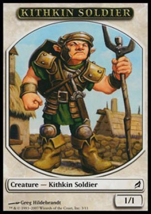 Kithkin Soldier (Token)