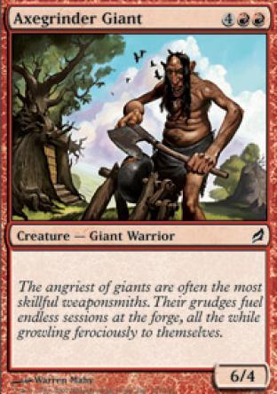 Axegrinder Giant