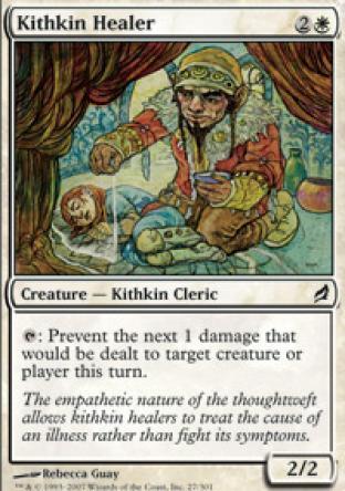 Kithkin Healer